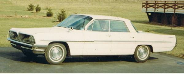 My 1st car, Pontiac Bonneville