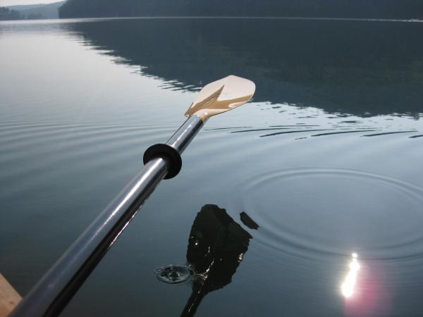 Que paddle drop