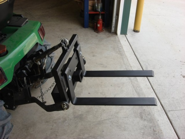 Rear Load Lifter for my JD430 (my workhorse)