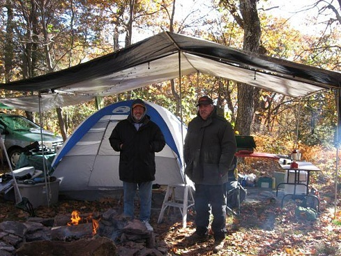 Damn cold in the morning (fall 2008)