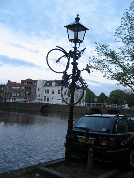 Delft, Holland, 4-27-09