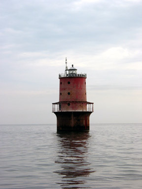 Old Point Comfort light, Chesapeake Bay