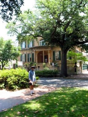 Owens Thomas House, Savannah, Georgia