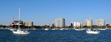 Sarasota anchorage.