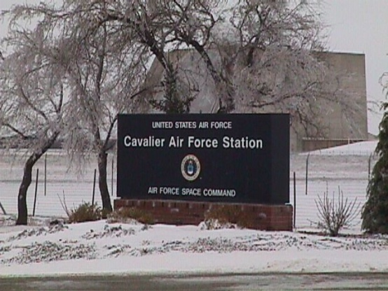 Cavalier Air Force Station