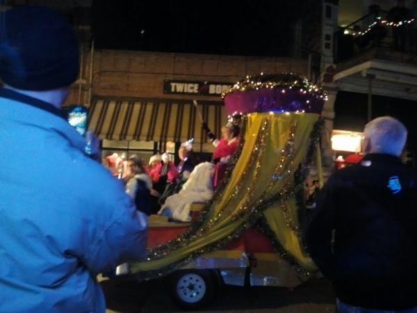 Eureka Springs parade
