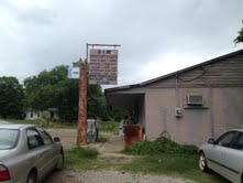 Little store in Coombs, AR