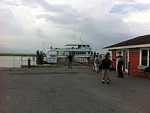 ferry to Sapelo