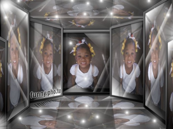 Grandbaby(Seianna) daughter of Corey and Tizzy