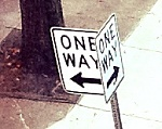 There's always more than one way.