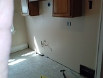 Ready to reinstall cabinets