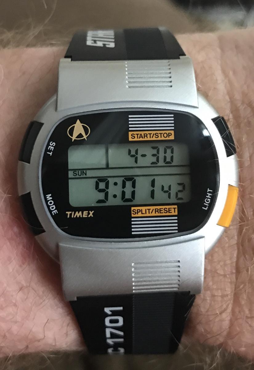 Star trek watch 2