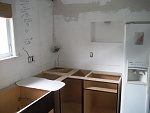 Installing Base Cabinets