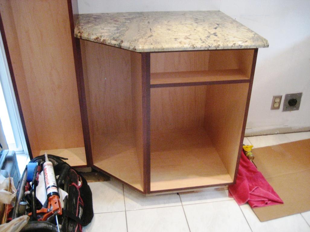 Mixer Cabinet
