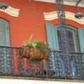 French Quarter balcony
