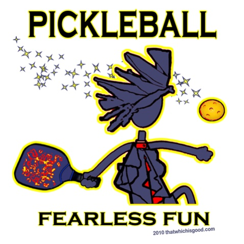 Pickleball Fearless Fun