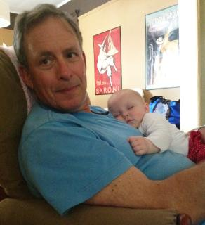 Granpa and Sophia1